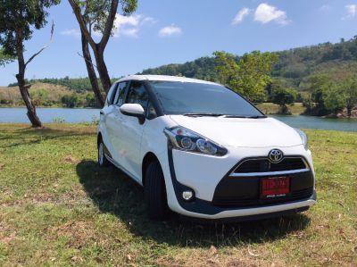 New Toyota Sienta 2019