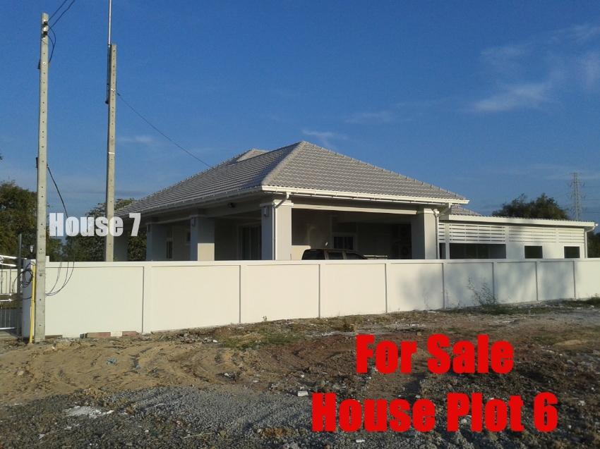 For sale house plot on a Western development in Buriram