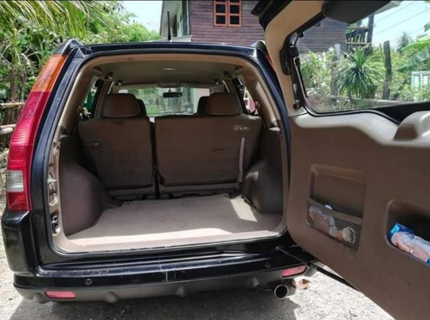 HONDA CRV 2003 4WD