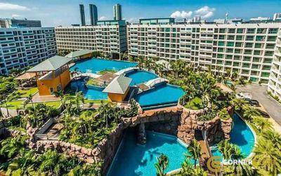 #CR869 Jomtien Condo For Rent @ Laguna Beach Resort 3 Maldives