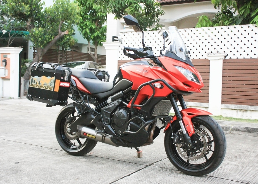 [ For Sale ] Kawasaki Versys 2016 with full option Best value price