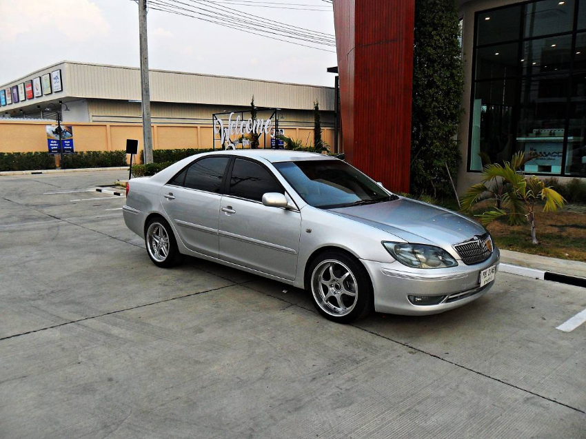 One Owner SInce New - 06 Camry, A/T. Leather,18 inch Wheels