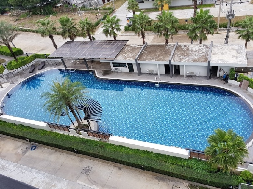 Fully furnished 2 bedroom unit located at Punna Oasis condominium