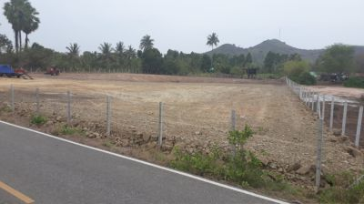 Land for sale khao kalok  next to Hana 2.  3 rai =4800m2  prime land