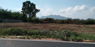 LAND FOR SALE, CHA AM NORTH 300m to Beach appr. 200 TW , 25000 Baht/TW