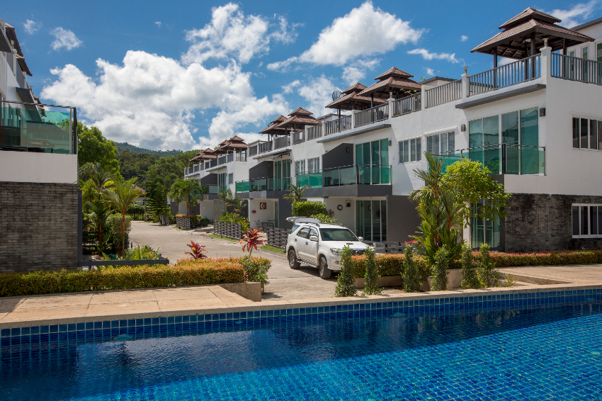 TownHouse for SALE - Kamala Paradise 1 (2BR)