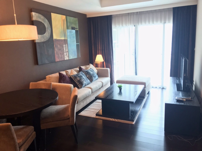 Sathorn Garden Condo For Rent 2 Bedroom Close to Embassy Malaysia