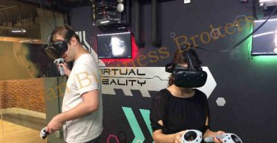 0123005 Exciting Bangkok VR Games Business for Sale