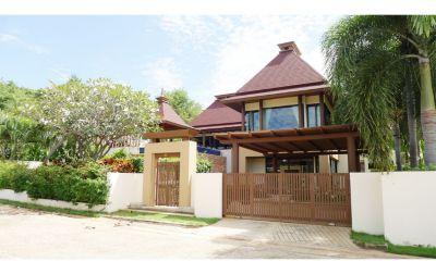 Luxury pool villa near beach, Khao Tao