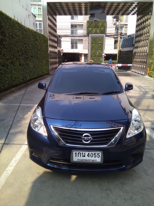 Nissan Almera 1.2 .ES. XTRONIC. -87000 .kms.** SELL FOR RELOCATION**