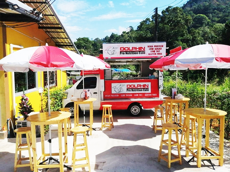 Sell or Rent Food truck for restaurant, coffee shop etc. at Koh Chang