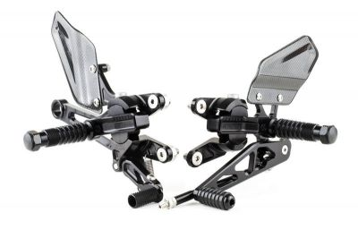 Rearsets GILLES TOOLING VCR38GT ZX10R 2016-2019