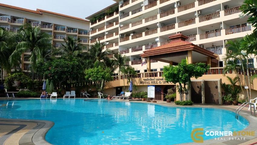 #891 2 Bedroom Resort Condo For Sale @ Royal Hill