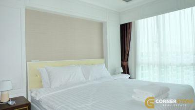 #CR888 2 Bedroom For Rent @ The Orient In Jomtien