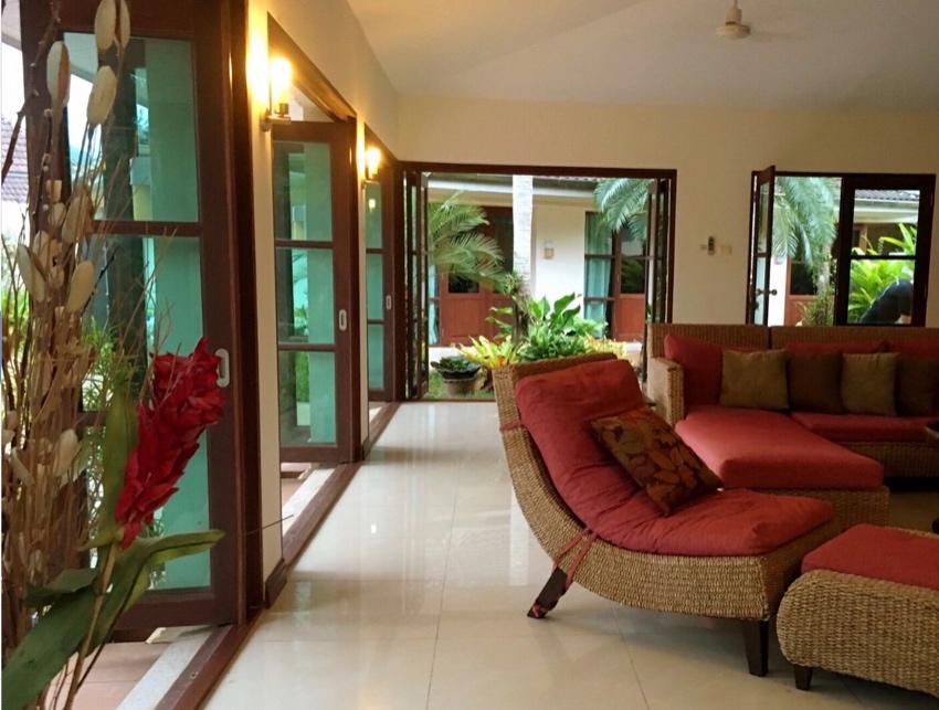 Private Villa Located at Loch Palm Golf Club Kathu