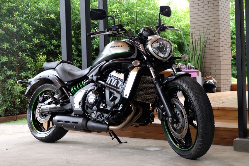 Kawasaki Vulcan S 2016 very nice condition with an excellent price!