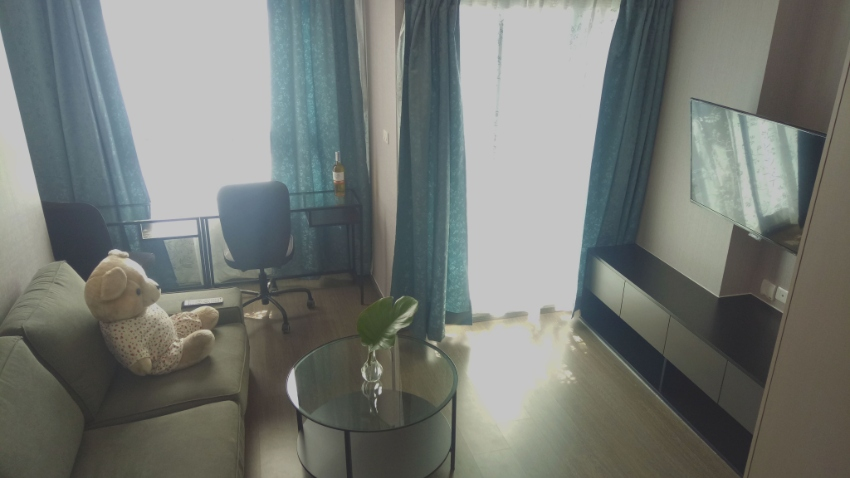 15000 /Studio For Rent Ideo Sukhumvit 93 s93  Fully Furnished