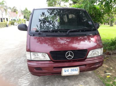 Mercedes Benz M B 100 D  Mini Van for Sale