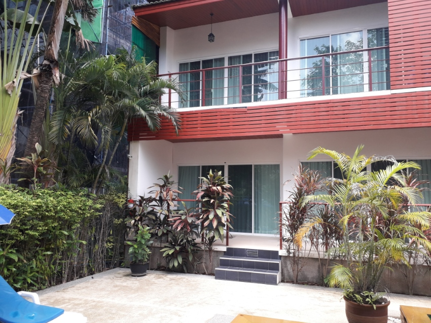 One bed apartment for sale