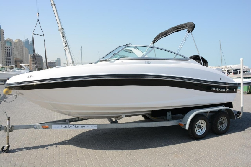New Rinker 196 BR - Offers, Trades, Finance!