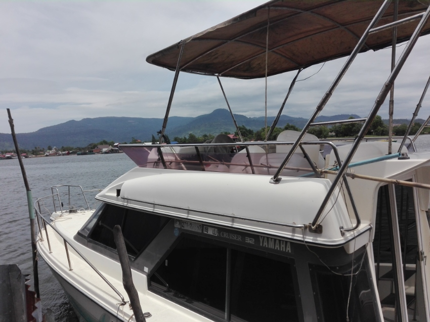 YAMAHA SC32 MADE IN JAPAN FLYBRIDGE FOR QUICK SALE