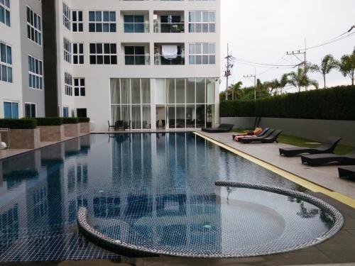 Novana Residence (Condo) Location: South Pattaya