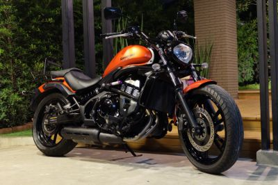 [ For Sale ] Kawasaki Vulcan S 2016 at a very valuable price !