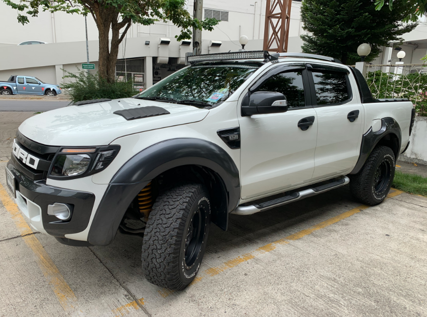 Like New Ford Ranger Wildtrak 3.2L