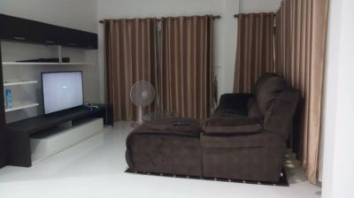 Private Single House For Sale in Huayyai Pattaya Located