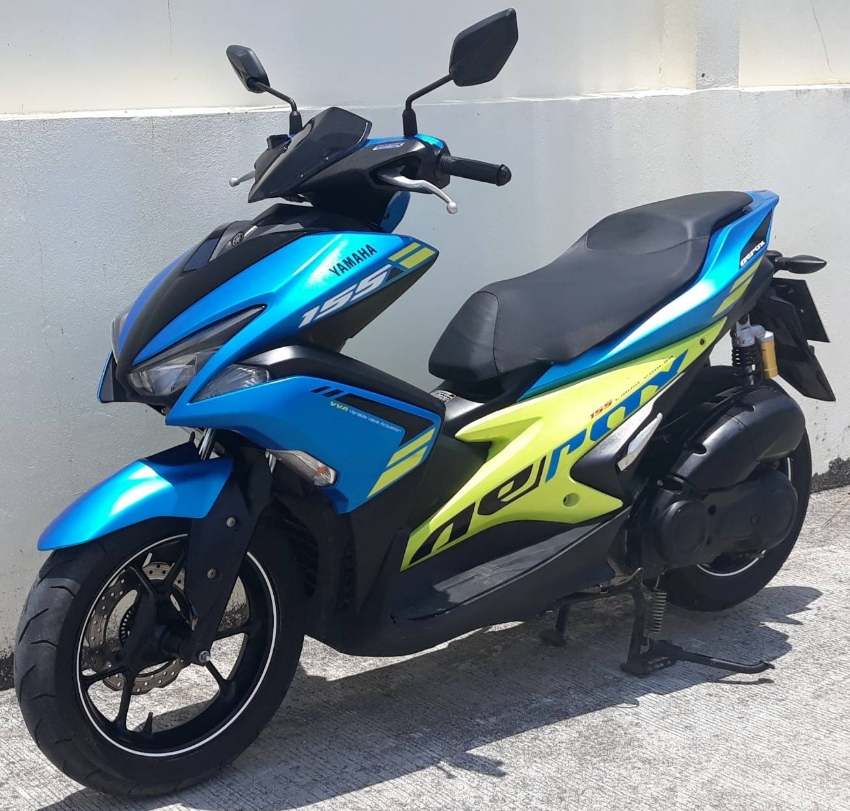 Yamaha Airox 155 RENT All Year best price 3.000 ฿/month