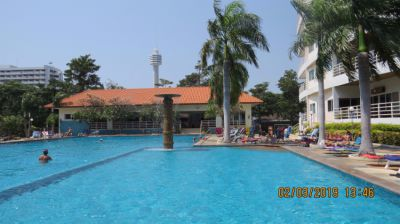 View Talay Condo 5 Building D for Sale in Jomtien Pattaya