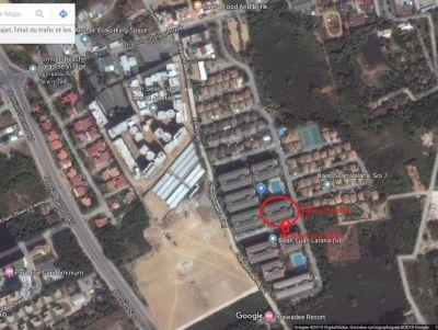 To Rent a Corner Condominium at Baan Suan Lalana 63 m² at 5th level