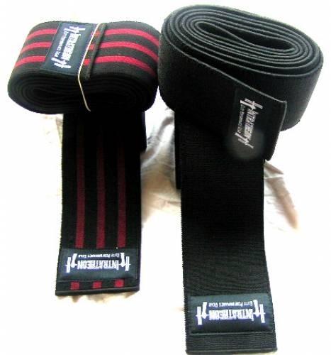 Knee Wraps for Gym Fitness