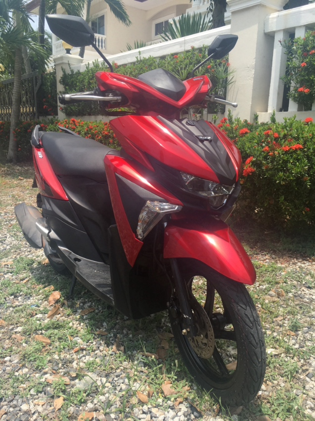 For Sale - Rent to Buy Motorbike - Yamaha GT125
