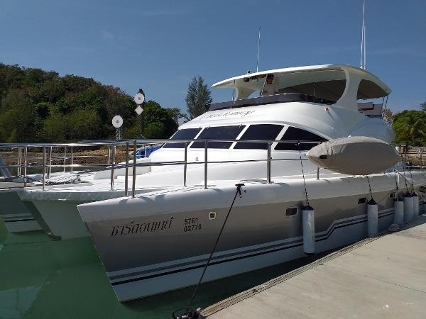 2012 Custom Catamaran