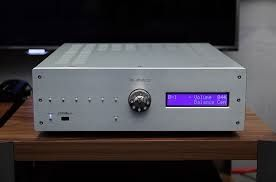 Krell S550i integrated amplifier. In very good condition