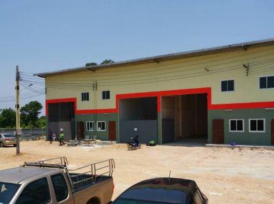 Warehouse/ mini Factory for Rent. Nong Pla Lai area.
