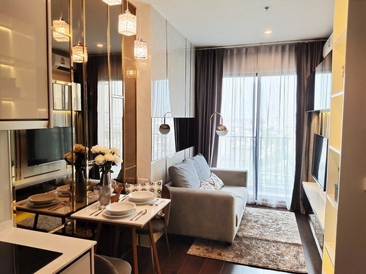 (เช่า) FOR RENT C EKKAMAI CONDOMINIUM / 1 bedroom / 31 Sqm.**20,000**