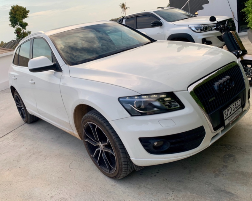 Hot deal Audi Q5 in great condition