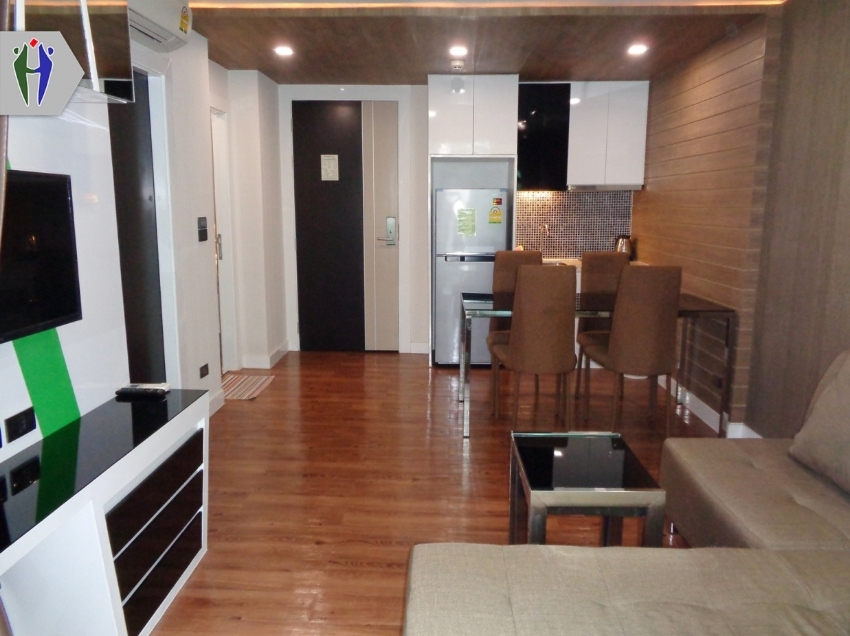 Condo for Rent at Jomtien Pattaya 1bedroom with Washing Machine