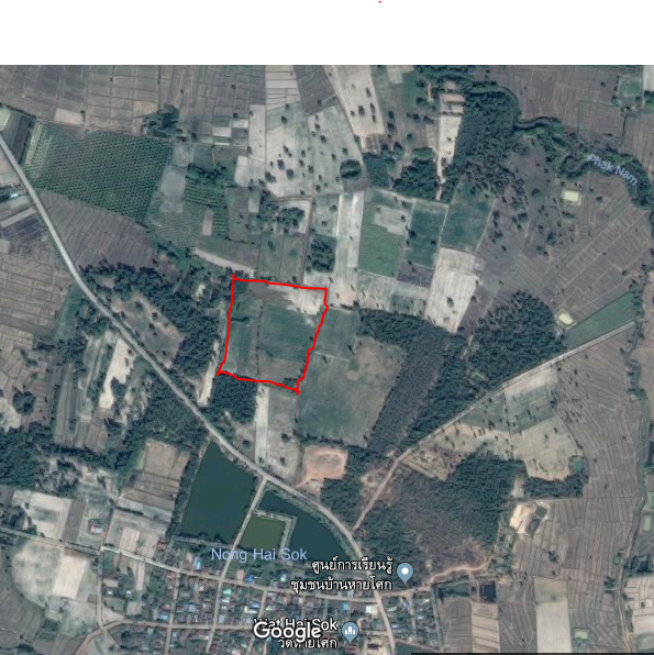28rai  farmland for sale in  Ban Pek near by Nong Han, Udon Thani