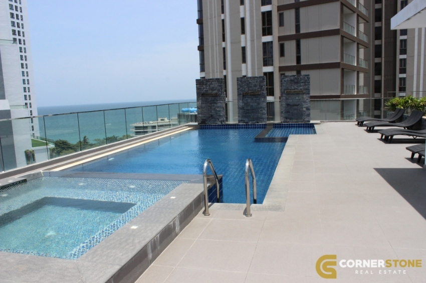 #896 A Wonderful 1 Bedroom Condo for Rent @ Serenity in Wongamat