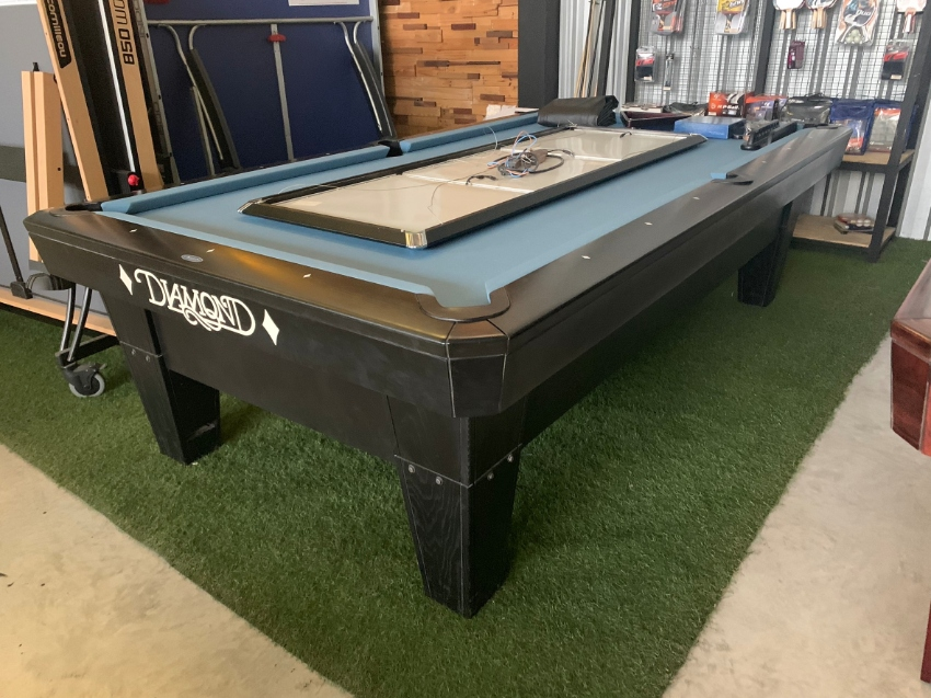 Diamond Pro-am black 9ft - 2nd hand - great condition