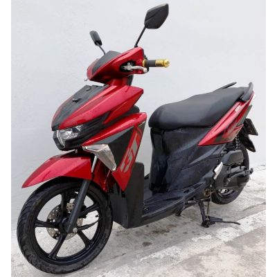 Yamaha GT-125 Rent start 1.488 ฿/Month (6 Month Contract)