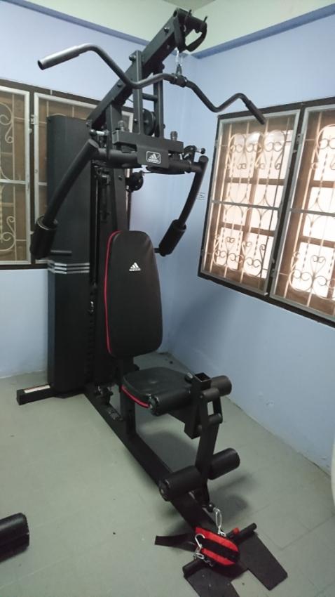 Adidas home gym adbe 10250 for sell sporting equipment hua hin