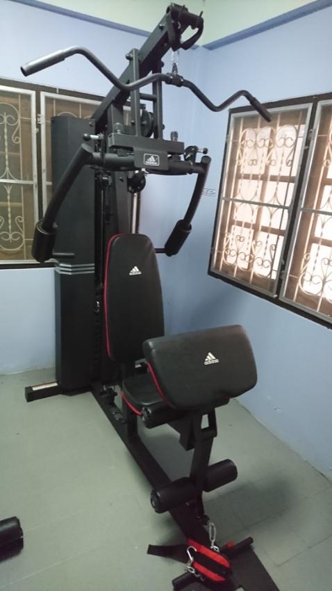 The easiest adidas home gym ad 10250 manual {fctiburonesrojos}