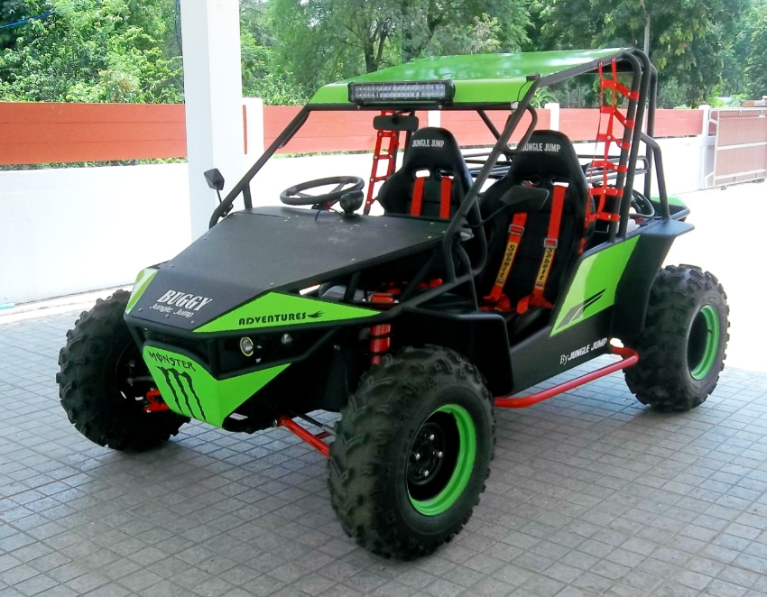 New Reduction.  2019 UTV Jungle Buggy 800cc Turbo Edition