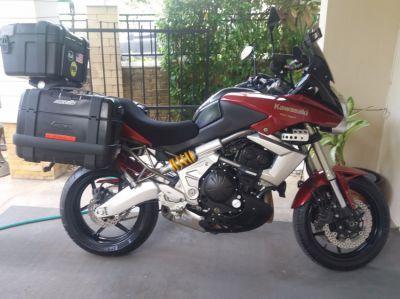 2011 Versys 650