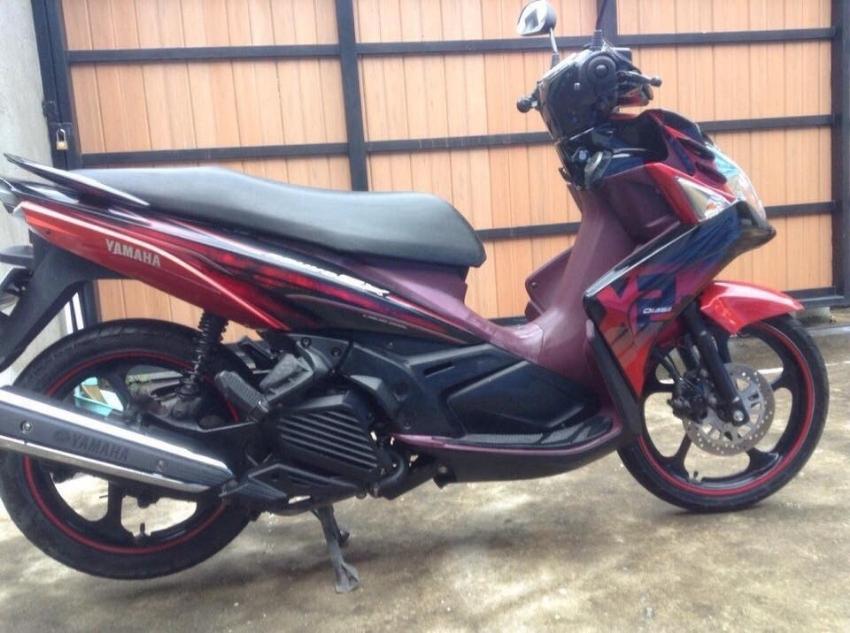 Sell Yamaha Nouvo SX 125i
