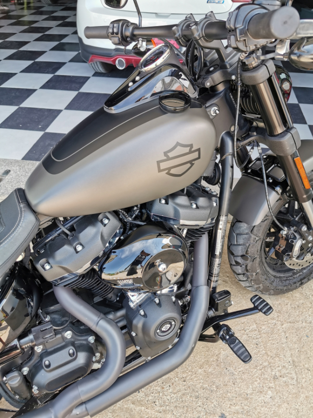 Softail Fatbob 114 from July 2018 with only 1.290km